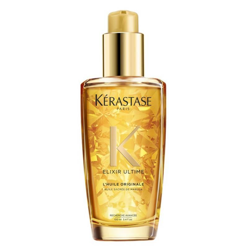 KÉRASTASE - Óleo Brillo y protección térmica para todo tipo de cabellos Elixir
