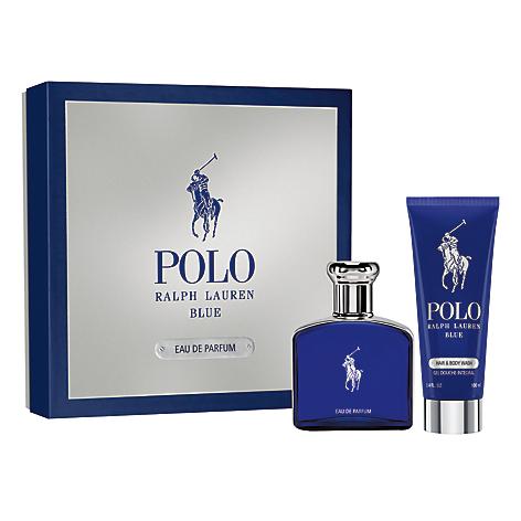 2b9b5bcaa Cofre Polo blue EDP 75 ml+ shower gel 100 ml Ralph Lauren ...