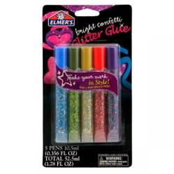 Fala - Plasticolas con glitter Elmers