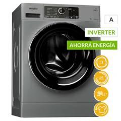 Whirlpool - Lavarropas WLCF90S 9kg Inverter 1400RPM
