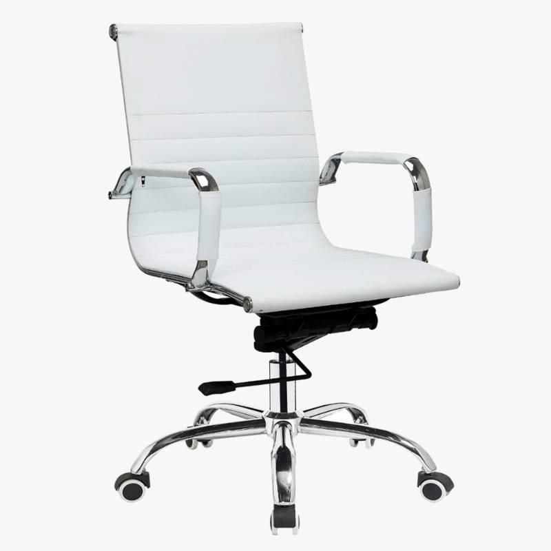 Mica - Silla de oficina Aluminium