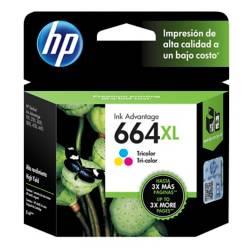 HP - Tinta 664 XL COLOR