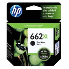 HP - Tinta 662 XL NEGRO