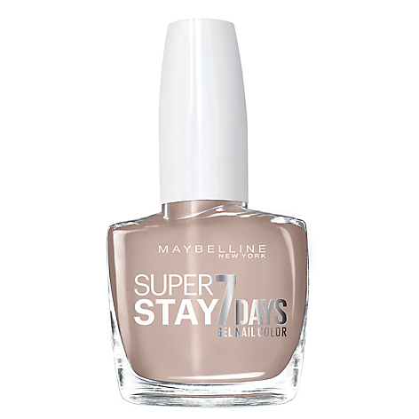 Esmalte SuperStay 7 Days Barely Nude 10ml