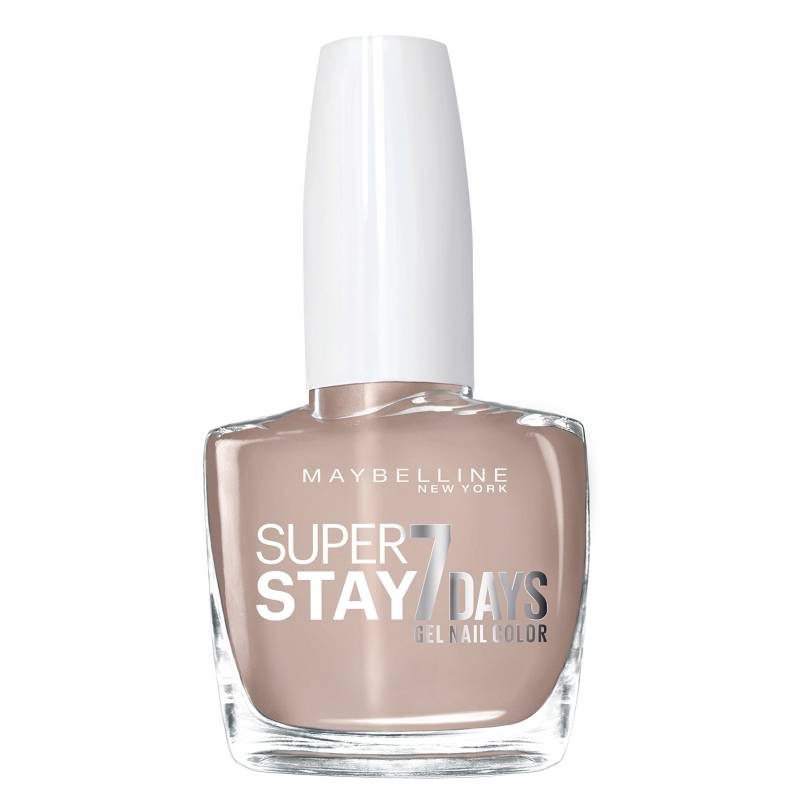 Maybelline - Esmalte SuperStay 7 Days Barely Nude 10ml