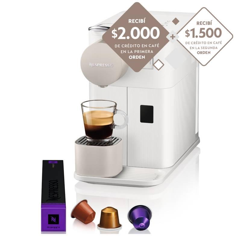 Nespresso - Cafetera F111-AR-WH-NE 0.25 lt