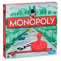 Hasbro - Juego de mesa monopoly