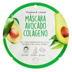 Thelma & Louis - Mascarilla avocado