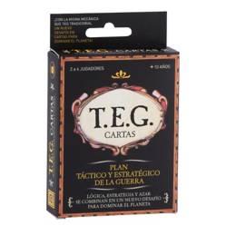 Yetem - Juegos de mesa T.E.G Cartas