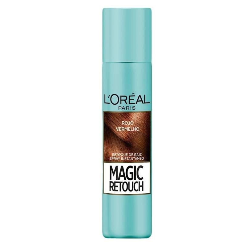 L'Oréal Paris - Spray Tapacanas Magic Retouch Rojo 75ml