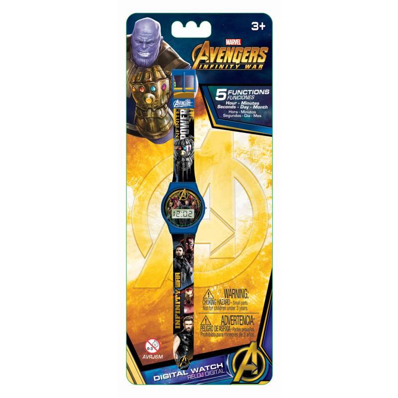 Avengers - Reloj Infinity War