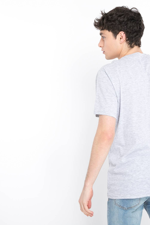 Bearcliff - Remera lisa cuello redondo
