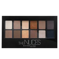 Maybelline - Paleta de Sombras Eye Shadow Palette The Nudes 9.6g