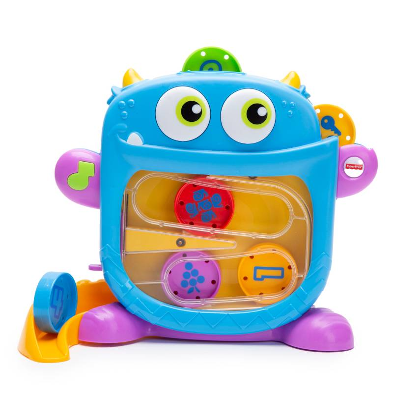 Fisher-Price - Monstruo discos encastrables