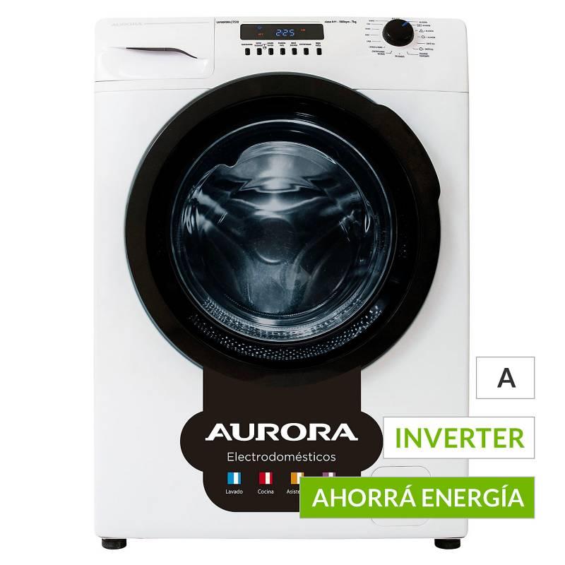Aurora - Lavarropas 7510 7kg 1000RPM
