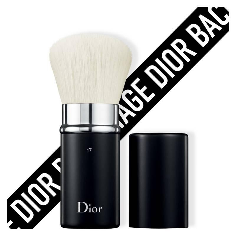 Dior - Backstage Kabuki Brush N° 17