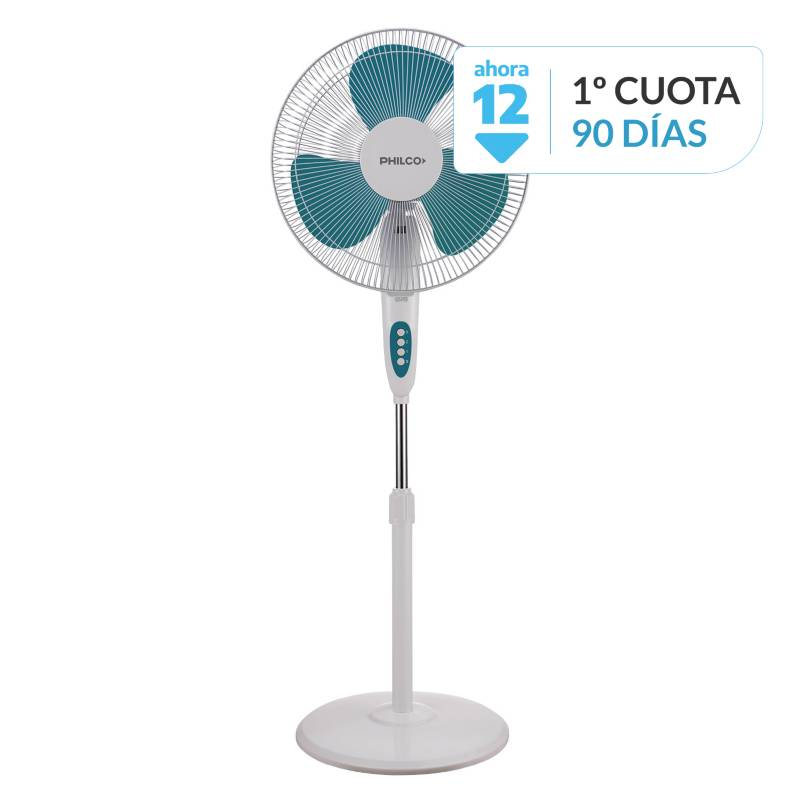 Ventilador de pedestal 91VPP1618B 50W