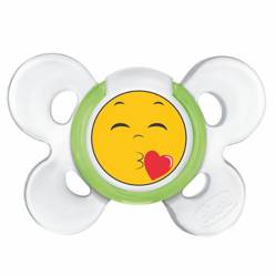 Chicco - Chupete Physio Comfort 6-12m Smile