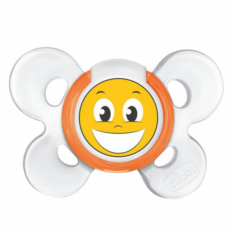 Chicco - Chupete Physio Comfort 12m+ Smile