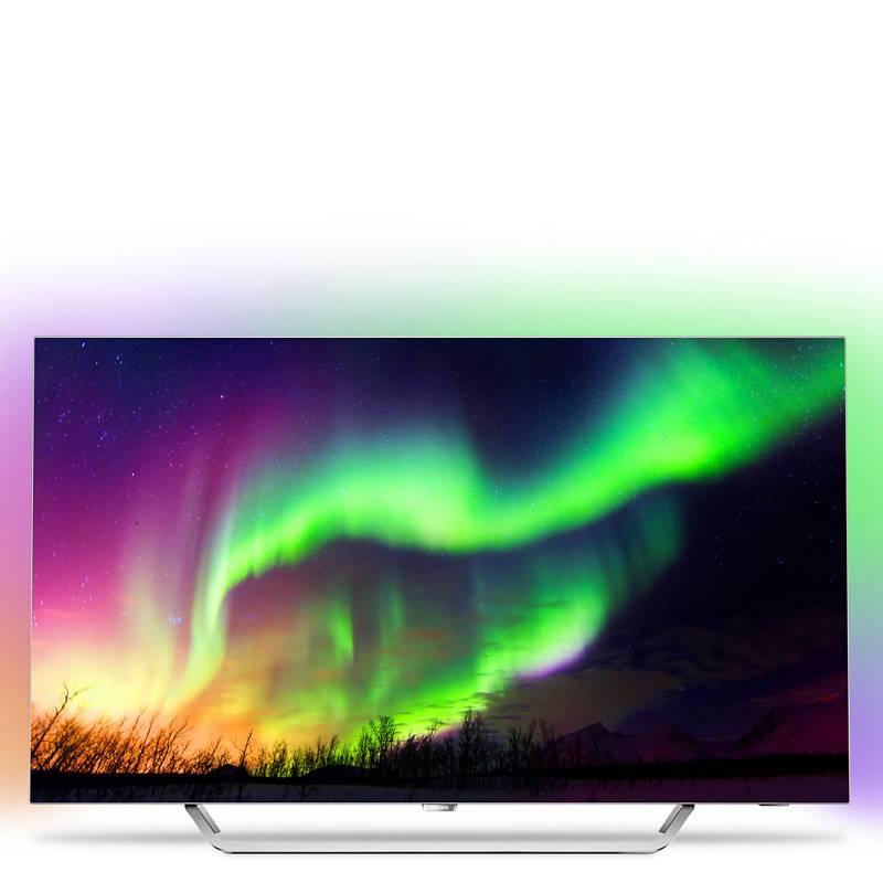 Philips - Smart TV OLED 55'' 4K Ultra HD 55OLED873/77