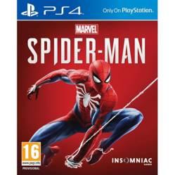 Video juego Spiderman PS4