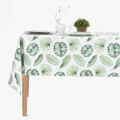 Mantel hojas 140 x 240 cm