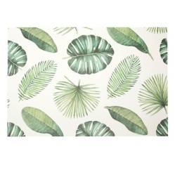Mica - Individual simple palmeras 30x45.5 cm
