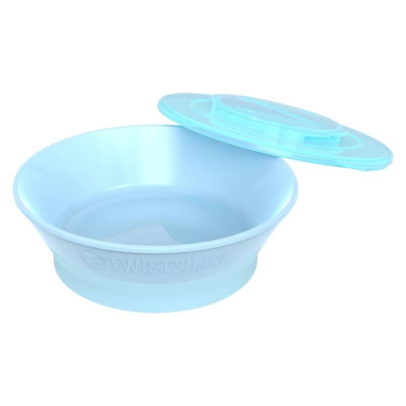 Twistshake - Bowl con tapa