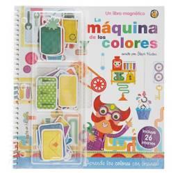 Libro La Máquina de los Colores