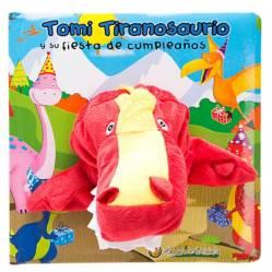 Cuento Tomi Tiranosaurio