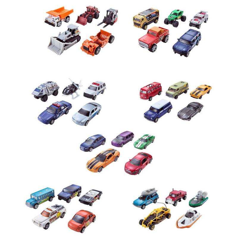 Matchbox - Autos coleccionables