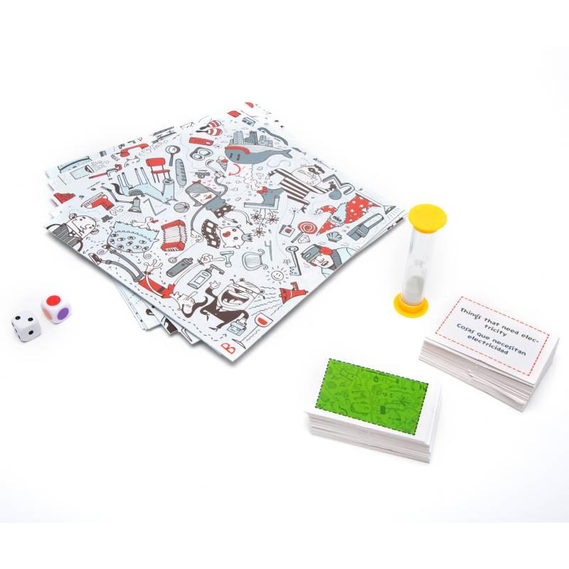 Hasbro - Juegos de mesa Pictureka!