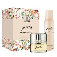 Paula Cahen D'Anvers - Cofre EDT 60 ml + deo 123 ml