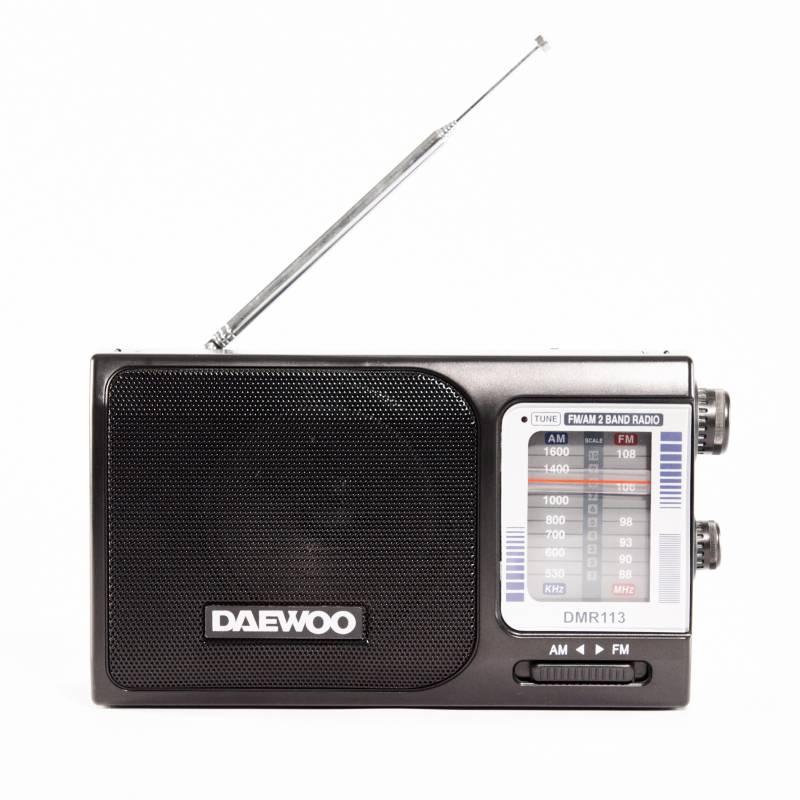Daewoo - Radio dual digital DMR-113