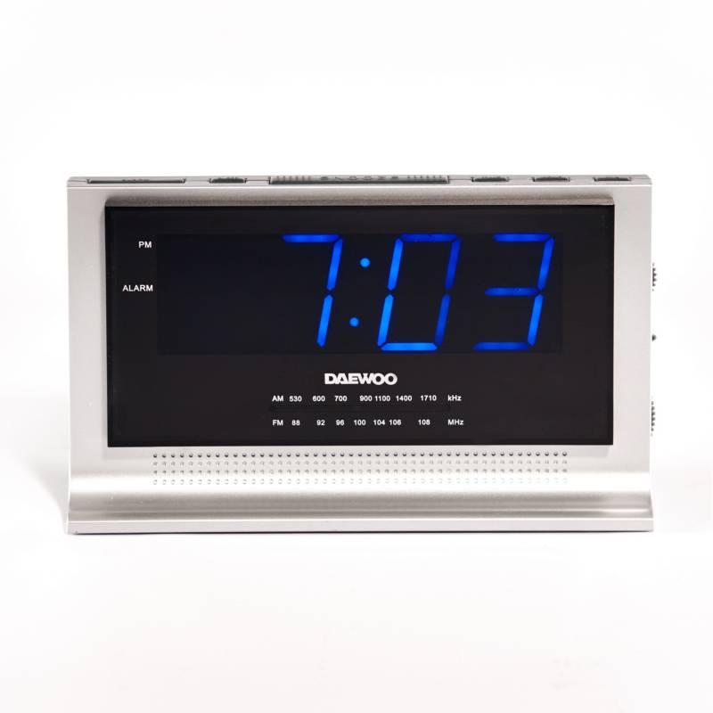 Daewoo - Radio reloj DI-2614
