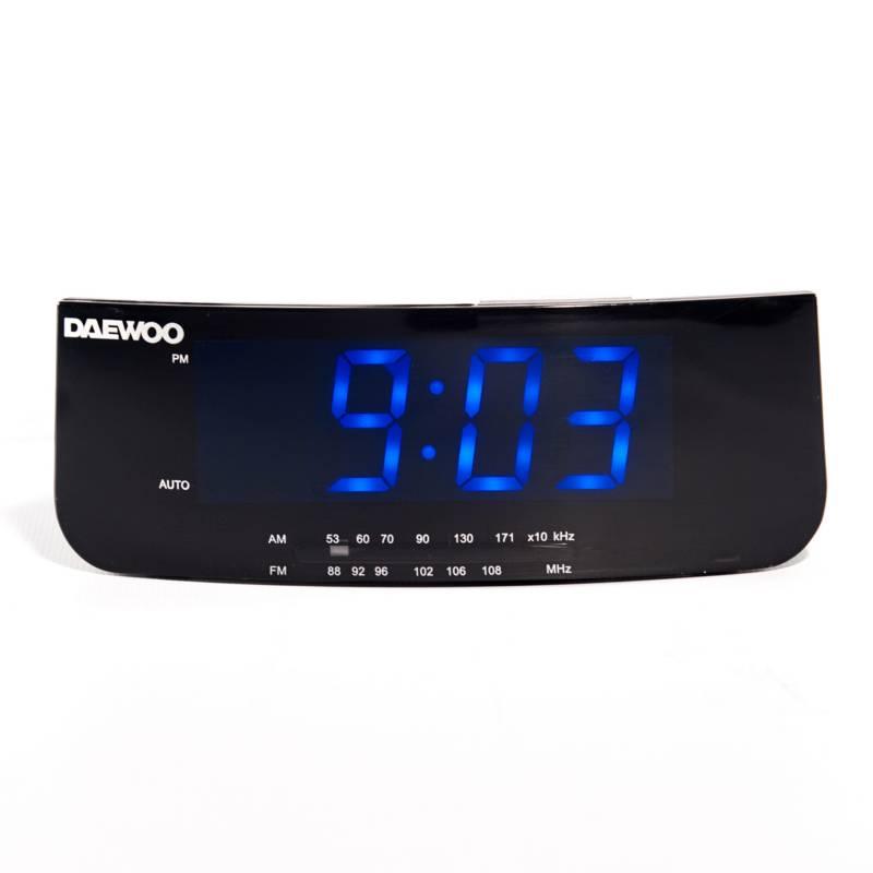 Daewoo - Radio reloj DI-2618