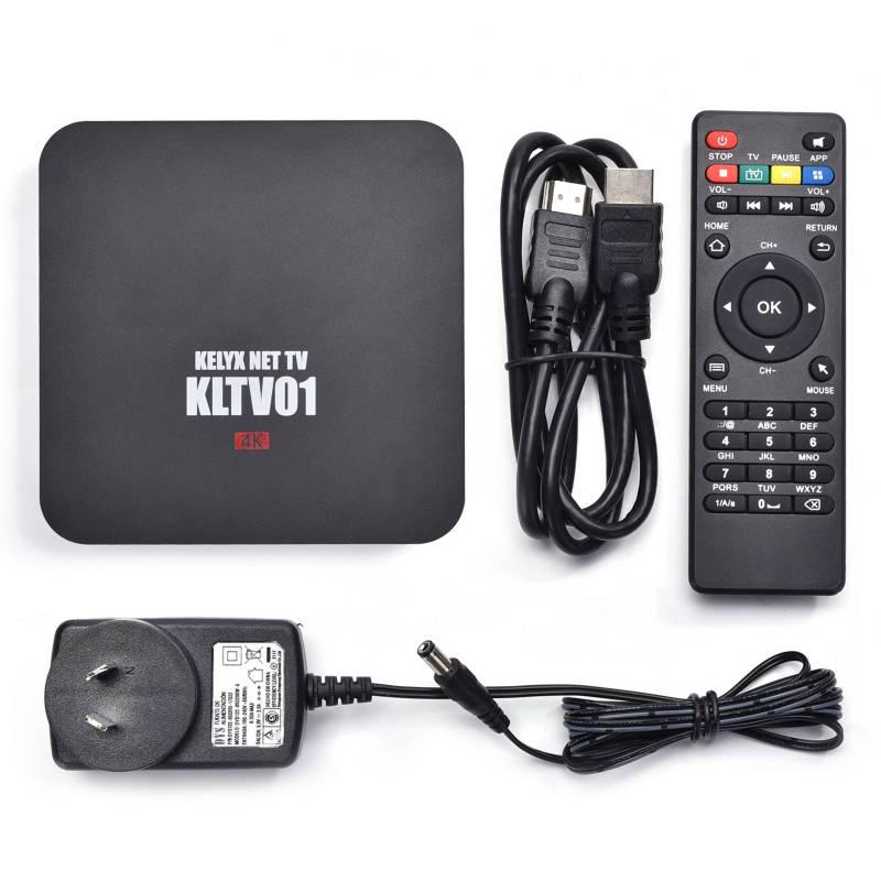 Kelyx - Convertidor Smart Tv 4K