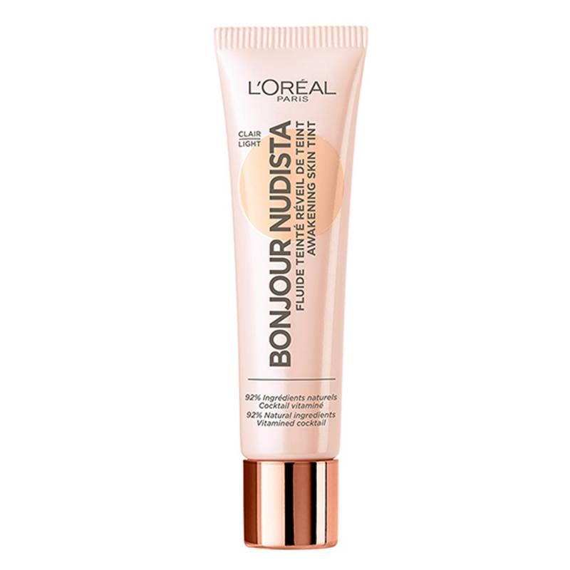 L'Oréal Paris - Base Bonjour Nudista BB Cream Piel Clara 30ml