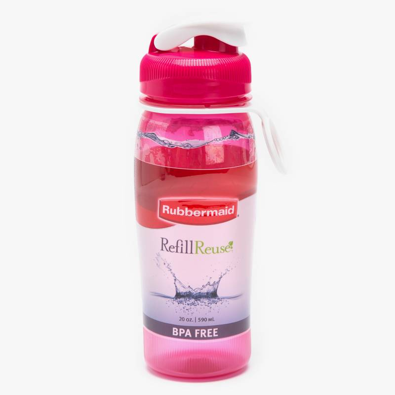 Rubbermaid - Botella refill reuse 590 ml