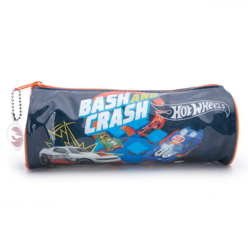 Hot Wheels - Cartuchera bash and crash