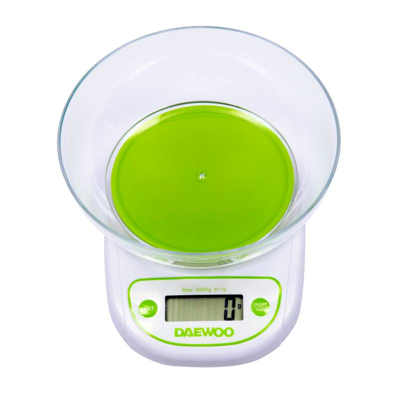 Daewoo - Balanza de cocina digital DKS-2054