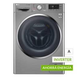 LG - Lavasecarropas WD11VBS6 11/7 kg