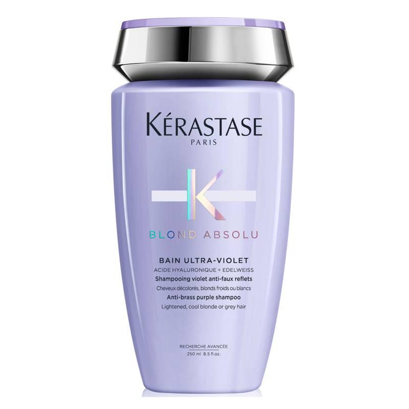 KÉRASTASE - Shampoo neutralizador Blond Absolu Bain Ultraviolet 250 ml