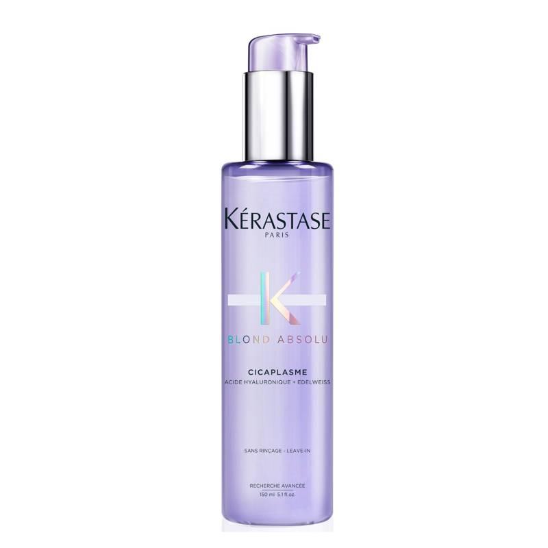 KÉRASTASE - Sérum Blond Absolu Cicaplasme 150 ml - Crema sin enjuague con protección térmica para cabello rubio