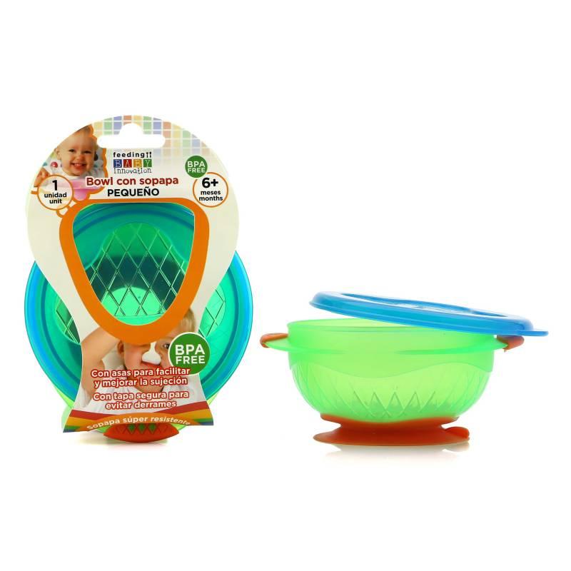 Baby innovation - Bowl con sopapa pequeño
