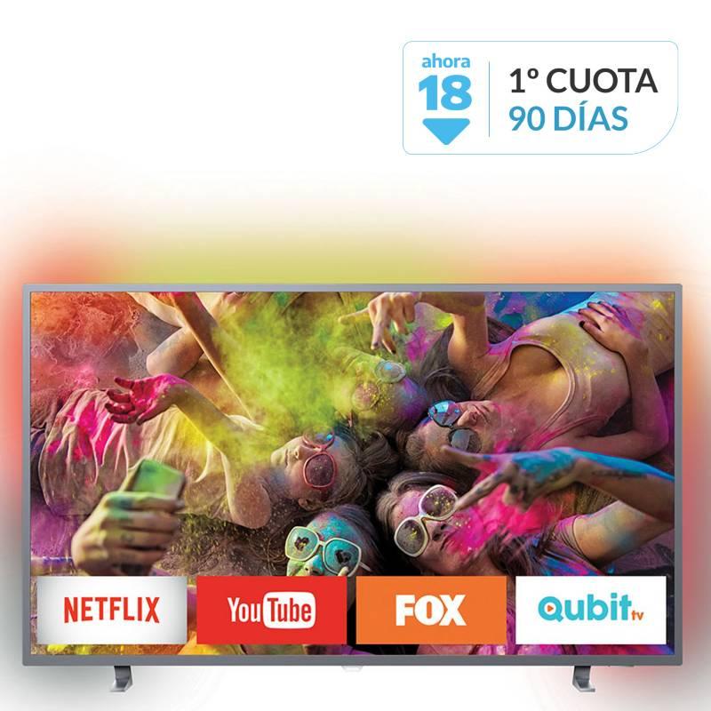 "Philips - Smart TV 4K Ultra HD 55"" 55PUG6703/77"