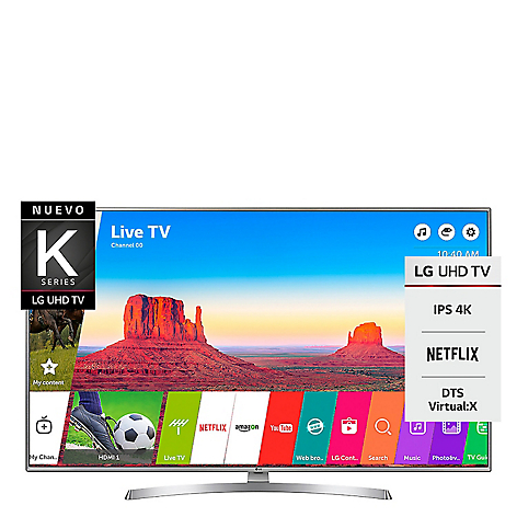 Smart TV LED 65'' HD 65UK6550