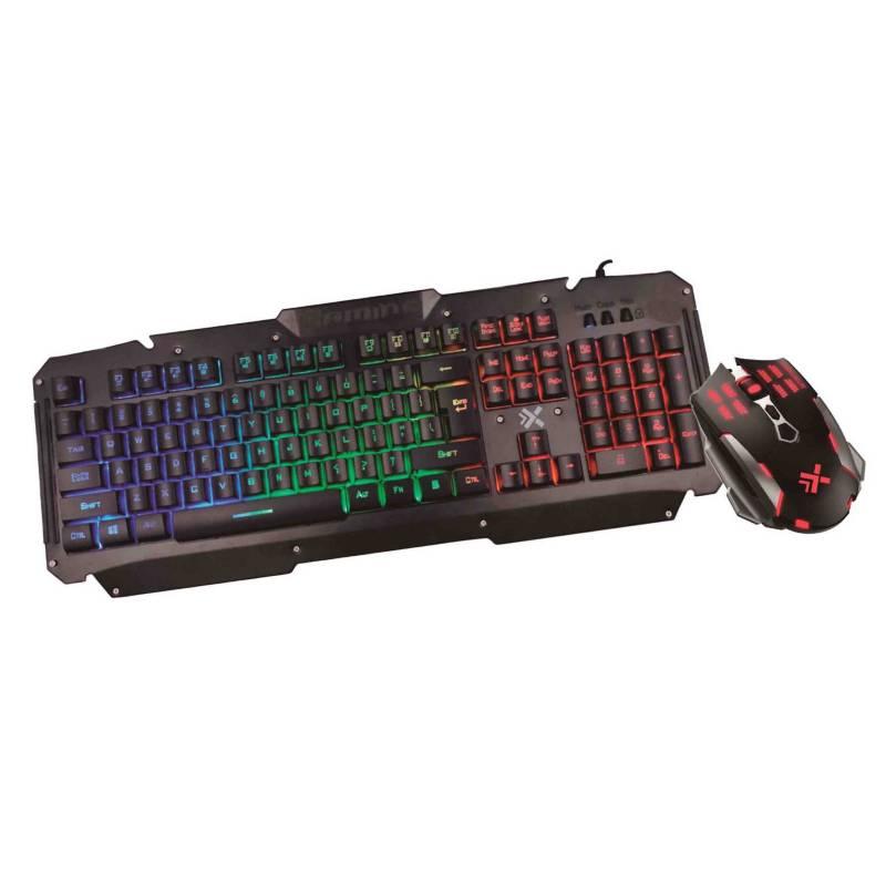 Set Gaming mouse y teclado DY-009988