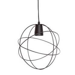 Lámpara colgante Esfera 28 x 28 cm