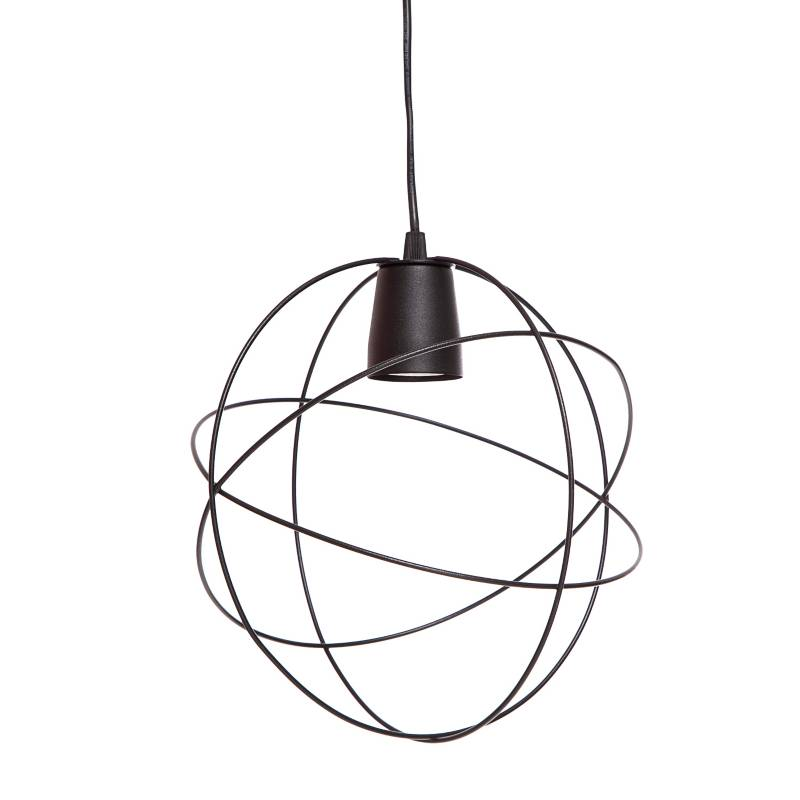 San Justo Iluminación - Lámpara colgante Esfera 28 x 28 cm